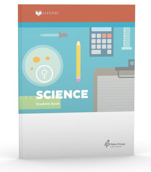 LIFEPAC Science Teacher Book 4th Grade