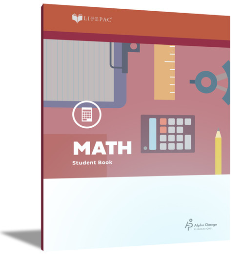 LIFEPAC Math Teacher Book 4th Grade