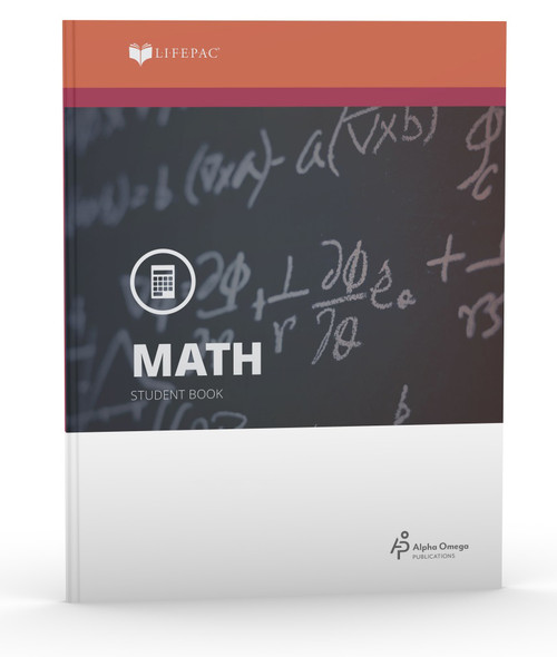LIFEPAC Algebra 1 Teacher Book 9th Grade