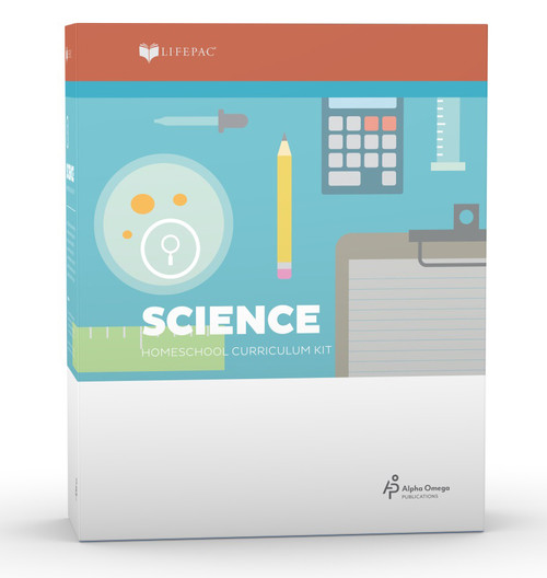 LIFEPAC Science Homeschool Curriculum Set 4th Grade