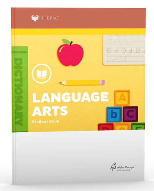 LIFEPAC Language Arts Student Book 1 Kindergarten