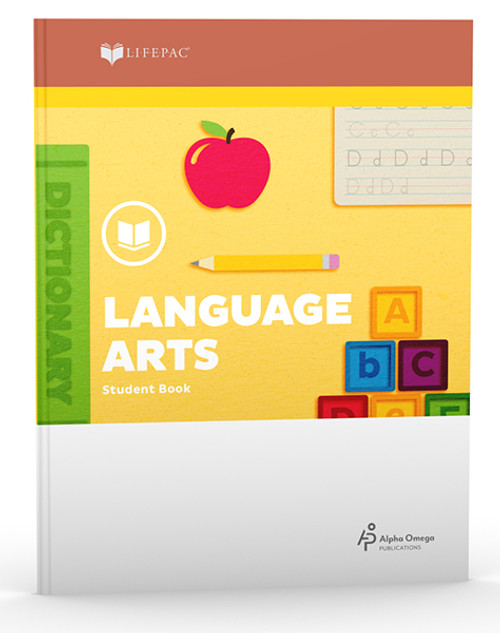 LIFEPAC Language Arts Student Book 2 Kindergarten