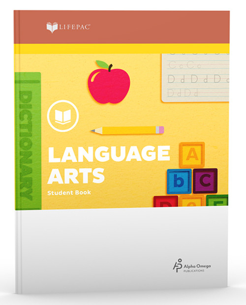 LIFEPAC Language Arts Teacher Book Kindergarten