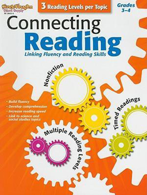 Steck Vaughn Connecting Reading Reproducible Grade 3