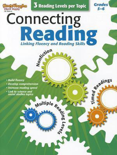 Steck Vaughn Connecting Reading Reproducible Grade 5