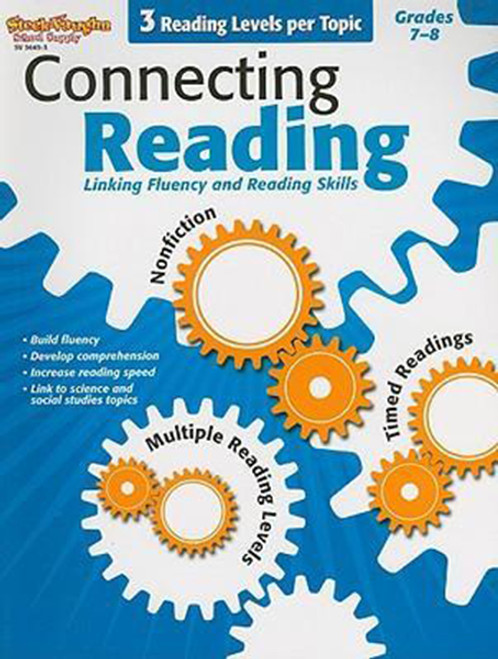 Steck Vaughn Connecting Reading Reproducible Grade 7