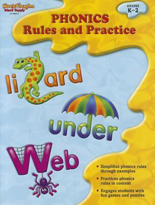 Phonics: Rules and Practice Reproducible