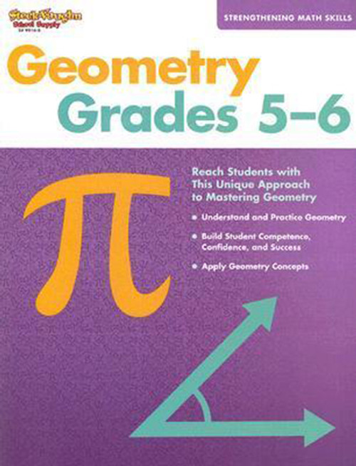 Strengthening Math Skills: Geometry Reproducible Grades 5-6