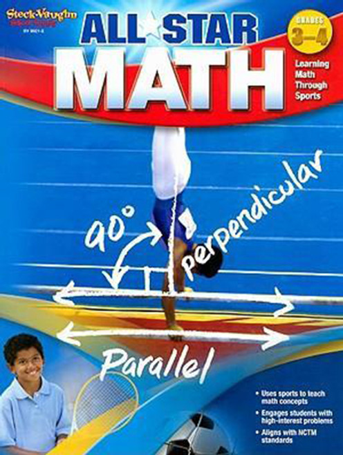 All-Star Math Reproducible Grades 3-4