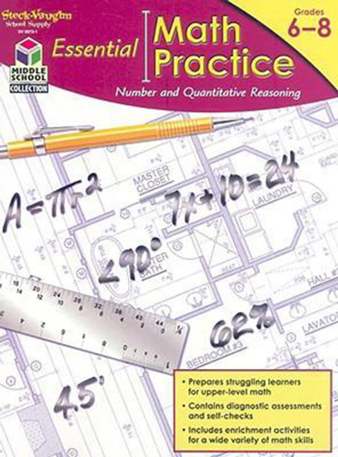 Essential Math Practice Reproducible Number and Quantitative Reasoning