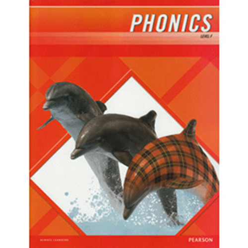 MCP Plaid Phonics 2011 Student Book Level F
