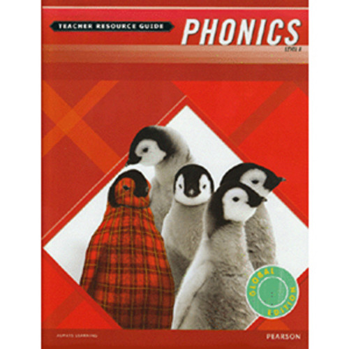 MCP Plaid Phonics Teacher Guide Book Level A