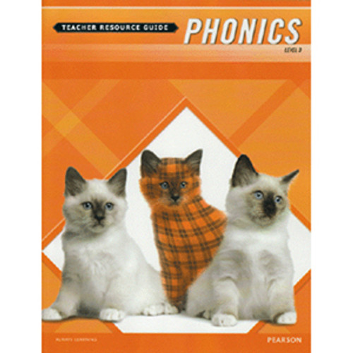 MCP Plaid Phonics Teacher Guide Book Level D