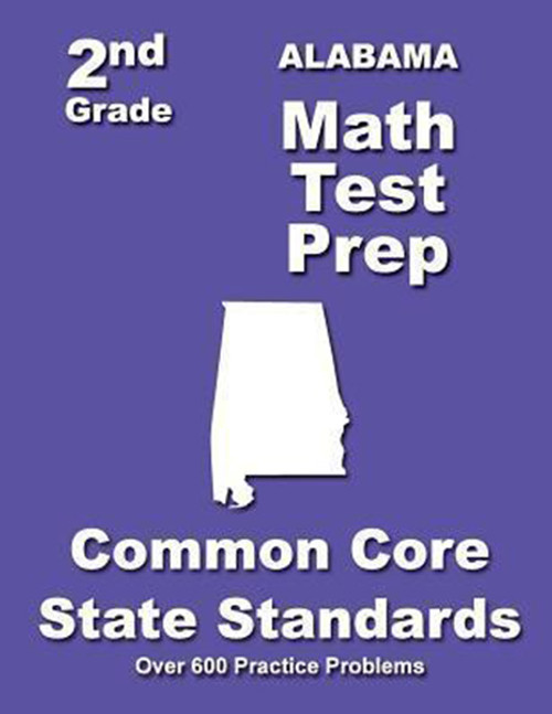 Alabama 2nd Grade Math Test Prep: Common Core State Standards