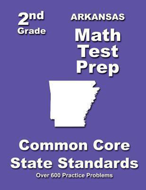 Arkansas 2nd Grade Math Test Prep: Common Core State Standards