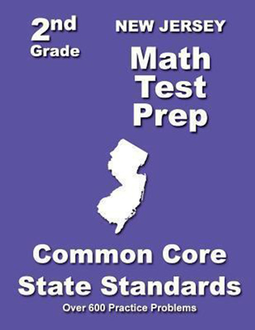 New Jersery 2nd Grade Math Test Prep: Common Core State Standards