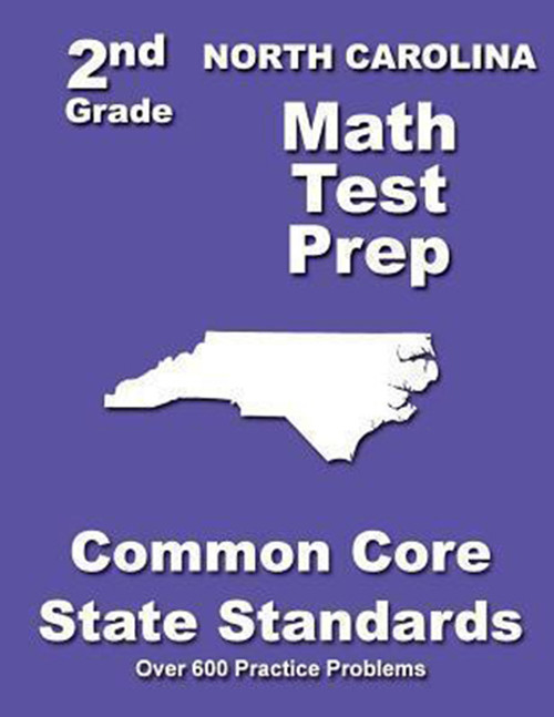 North Carolina 2nd Grade Math Test Prep: Common Core State Standards