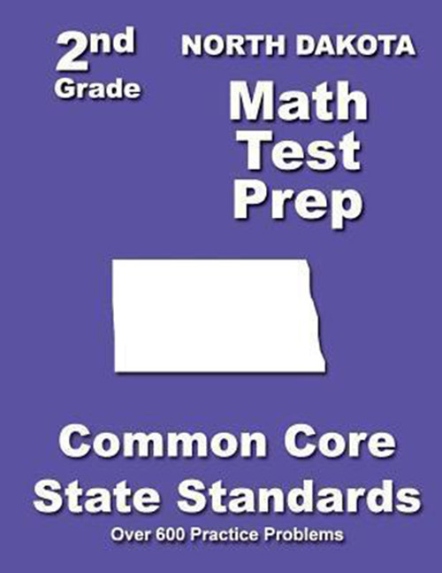 North Dakota 2nd Grade Math Test Prep: Common Core State Standards