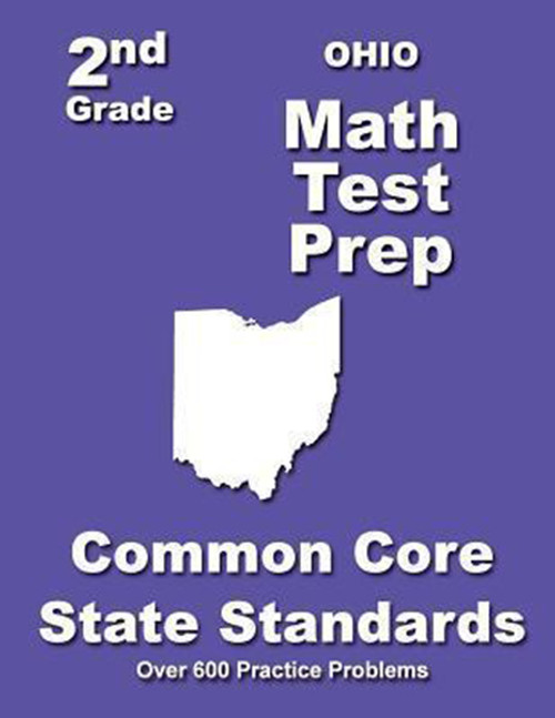 Ohio 2nd Grade Math Test Prep: Common Core State Standards
