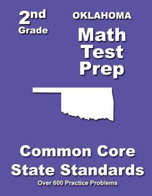 Oklahoma 2nd Grade Math Test Prep: Common Core State Standards