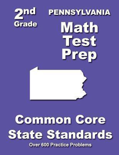 Pennsylvania 2nd Grade Math Test Prep: Common Core State Standards