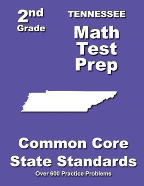 Tennessee 2nd Grade Math Test Prep: Common Core State Standards