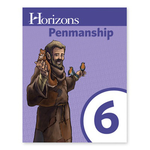 Horizon 6th Grade Penmanship Complete Homeschool Curriculum Set