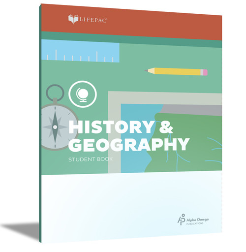 LIFEPAC History & Geography Teacher Book 4th Grade