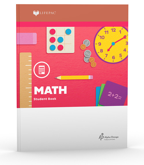 LIFEPAC Math Teacher Book 2nd Grade