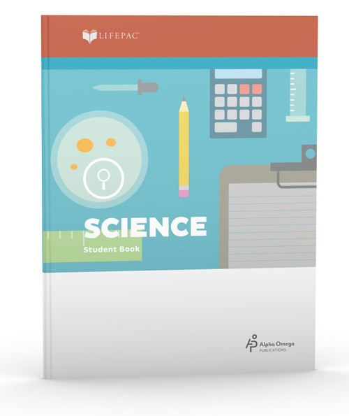 LIFEPAC Science Teacher Book 5th Grade