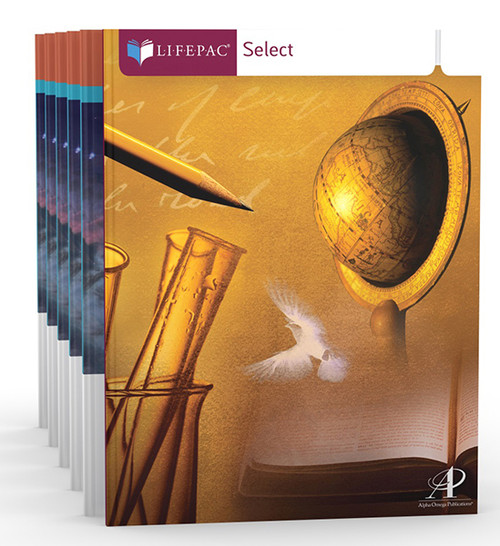 LIFEPAC Astronomy Homeschool Curriculum Complete Set