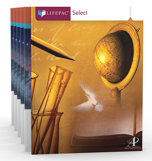 LIFEPAC Select - Geology Complete Set