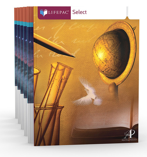 LIFEPAC Select - Life Science Set