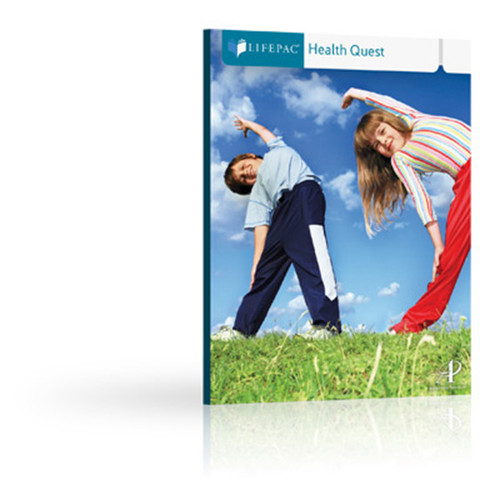 LIFEPAC Health Quest Homeschool Curriculum Set 4th-7th Grades
