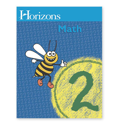 Horizons Math 2nd Grade Student Book 1