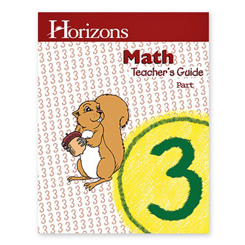 Horizons Math 3rd Grade Teachers Guide
