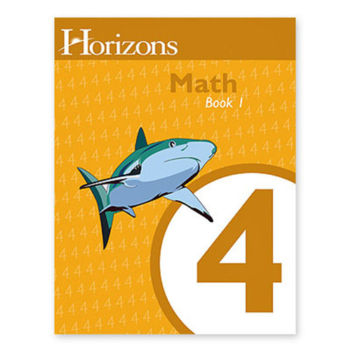 Horizons Math 4th Grade Student Book 1