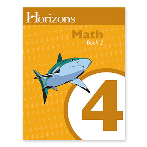 Horizons Math 4th Grade Student Book 2