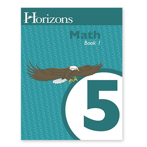 Horizons Math 5th Grade Student Book 1