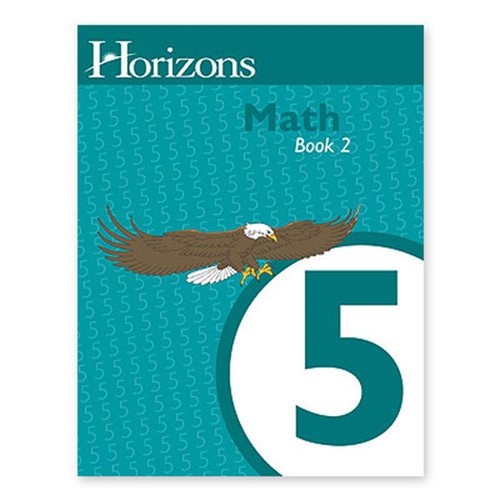 Horizons Math 5th Grade Student Book 2