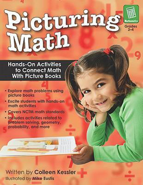 Picturing Math, Grades 2-4: Hands-On Activities to Connect Math with Picture Books