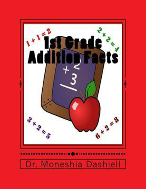 1st Grade Addition Facts