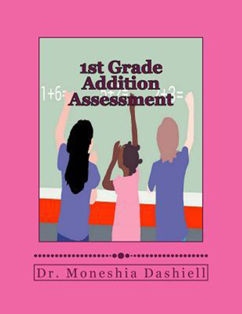 1st Grade Addition Assessment