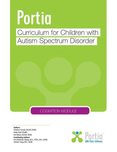 Portia: Curriculum for Children with Autism Spectrum Disorder - Cognition Module