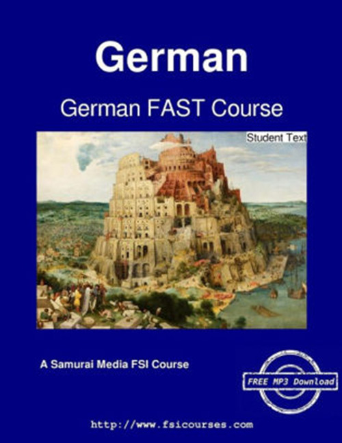 German FAST Course - Student Text