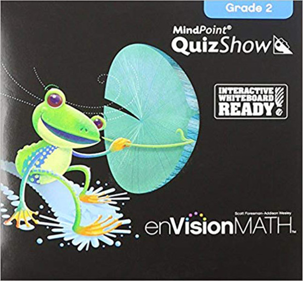 Envision Math 2011 Quizshow CD 2nd Grade