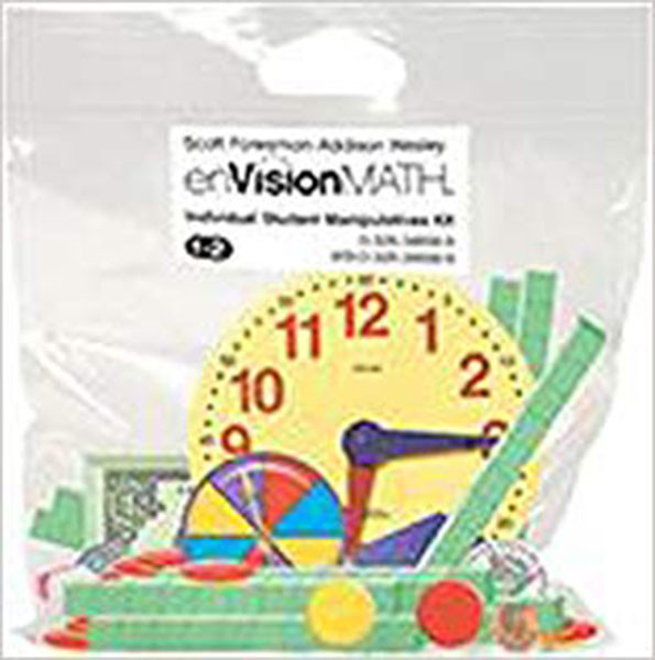 Envision Math 2011 Homeschool Manipulatives Kit - K