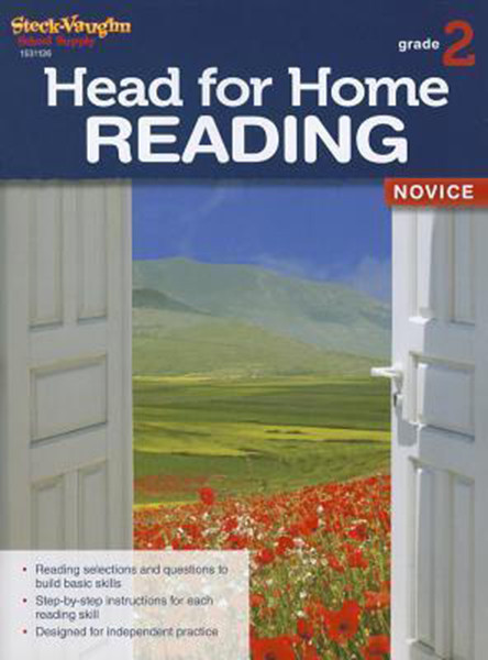 Head for Home Reading Novice Workbook Grade 2