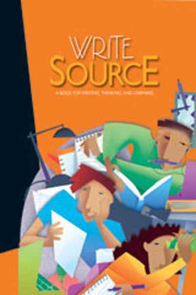 Write Source 2009 Student Textbook Hardcover 11th Grade