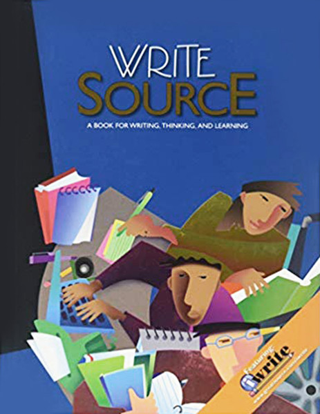 Write Source 2009 Student Textbook Hardcover 9th Grade